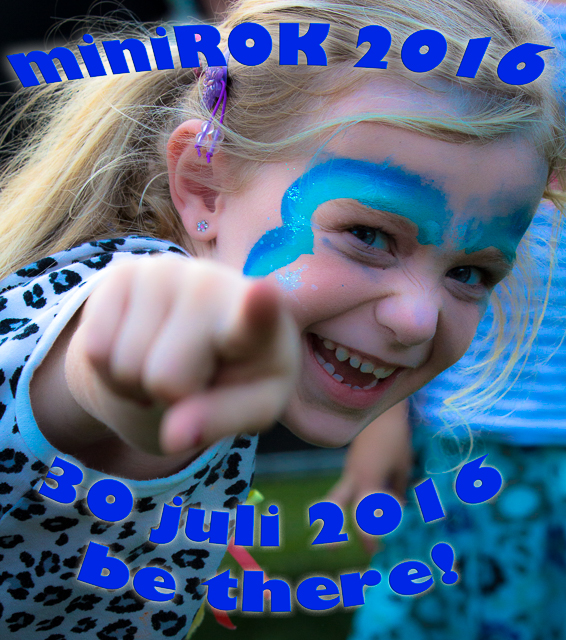 MiniRok 2016: Be There!